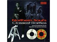 WANTED RECORDS OR CD'S OF AND KENT NORTHERN SOUL ALBUMS OR SIMILAR