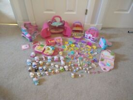 Hello kitty bundle as seen in pics, collect or can deliver Stonehaven only