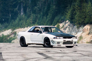1990 Nissan Skyline GTR Coupe (2 door)