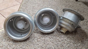 CEILING LIGHTS FIXTURES (3 NOS.)