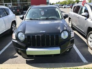 2010 Jeep Compass 4X4 LIMITED CUIR + TOIT