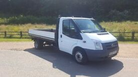 2009 FORD TRANSIT MK7 2.4 T350L EURO4 DROPSIDE PICKUP PX WELCOME