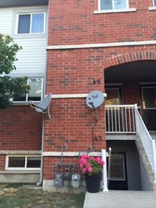3 Bedroom,  Barrie, for Rent Available 1 September 2017  j