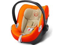 Cybex Aton Car seat and ISO fix