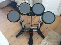 Rock Band X Box 360 Drum Set