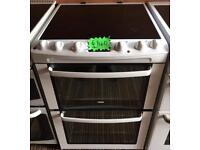 Refurbished Zanussi zcv662 electric cooker-3 months guarantee!