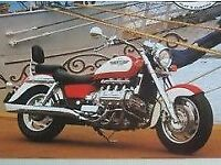 Honda F6C Valkyrie : Wanted by ageing biker for long term relationship