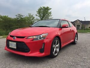 2014 Scion TC RED