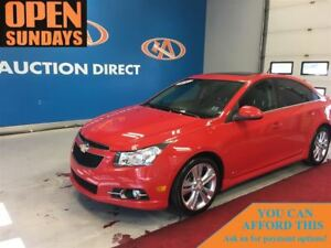2014 Chevrolet Cruze 2LT SUNROOF! LEATHER! FINANCE NOW!
