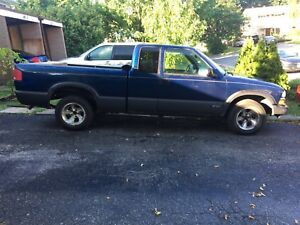 1998 Chevrolet S10 for sale