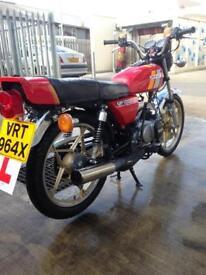 Suzuki gp100 / 1982 classic 2 stroke