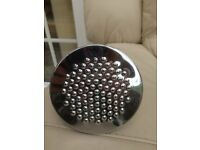Hudson Reed 4in Chrome Swivel Shower Head