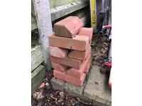 Red house bricks & plinth bricks