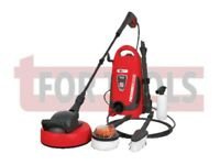 Sealey PW1600 Pressure Washer 110bar Home Patio & Car TSS & Rotablast Nozzle 230V with Accessory Kit