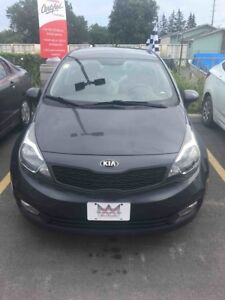 2013 Kia Rio LX,POWER WINDOWS DOORS LOCKS PERFECT FIRST CAR WIT