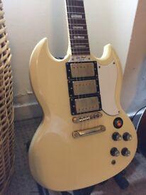 2002 Epiphone Les Paul Custom