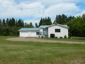 Family Acreage Near Breton and Drayton Valley