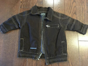 6-9 month fall brown jacket Kenneth Cole