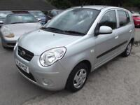 Kia Picanto 1.0 2010MY Picanto 1 5 DOOR HATCH ONLY 19,000 MILES