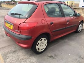 Peugeot 206 For Sale - Good Runner, Good Condition
