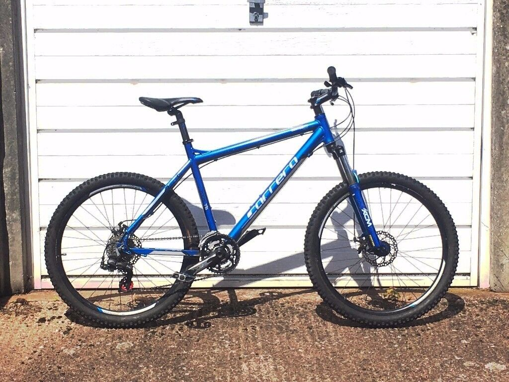 Mountain Bike Carrera Centos 13: 20 inch frame, 26 inch wheels ...