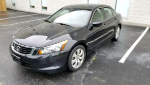 MINT CONDITION CERTIFIED 2009 HONDA ACCORD EX-MUST BE SEEN