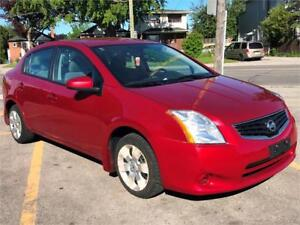 2010 Nissan Sentra 2.0 FINANCE WARRANTY FINANCE 100% APPROVED