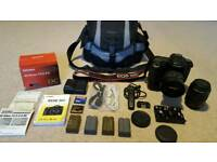 Canon EOS 50D DSLR Camera kit
