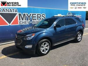2016 Chevrolet Equinox LT, NAV, SUNROOF, POWER LIFTGATE, REMOTE