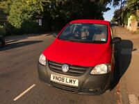 VW FOX 1.2 TWO OWNERS 12 MONTHS MOT JUST SERVICED + HISTORY