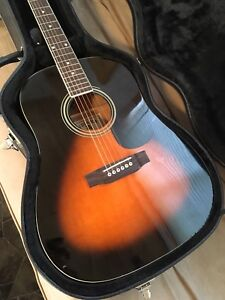 Indiana S-45 with Case, built in tuner/preamp