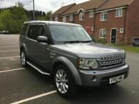 Landrover Discovery 4 Commercial
