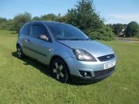 2007 FORD FIESTA 3 DOOR