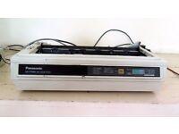 A Panasonic KX-P1694 Dot Matrix Printer