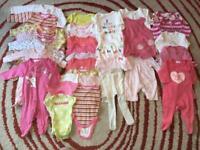 Newborn- 3 months Girls baby bundle