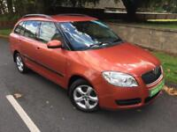 Skoda Fabia 1.4TDI , £30 a year Tax , One former Keeper !