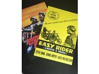 Easy Rider Movie poster Pair