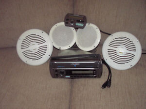 Kenwood Stereo / CD player