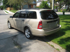 2007 Ford Focus Certified Wagon