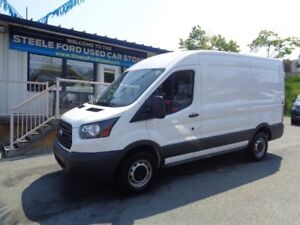 2017 Ford TRANSIT CONNECT XL Medium Roof