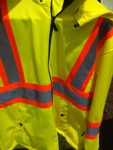 Great Deal! Brand New Construction Jacket