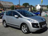 2010 Peugeot 3008 1.6 VTi Sport SUV 5dr