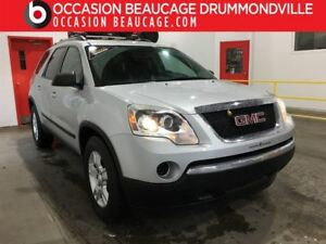 2010 GMC Acadia SLE AWD - 8 PASSAGERS - HITCH - AUBAINE!!
