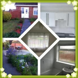 2 bed bungalow available to rent - Castle Park, Merthyr CF48