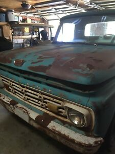61/62 Mercury truck for sale