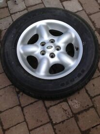 Alloy Wheels for Freelander