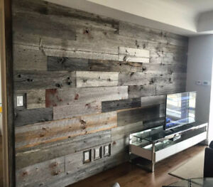 *** RECLAIMED WOOD AND BARN BOARD - NOW IN DURHAM! ***