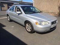 BARGAIN 2006 56 VOLVO S60 D5 DIESEL FACELIFT SERVICE HISTORY RELIABLE CAR PX WELCOME £1395