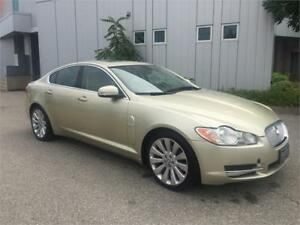 2009 JAGUAR XF AUTOMATIC NAVIGATION CAMERA 99KM