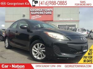 2013 Mazda MAZDA3 GX | ALLOY WHEELS | POWER OPTIONS| BLUE TOOTH